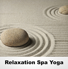 Relaxation Spa Yoga