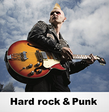 Hard Rock Punk